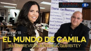 Download Juan Juan AL MEDIO Ep.18 / EL MUNDO DE CAMILA - 1ra Entrevista a Camila Guiribitey Video