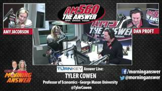 Download Chicago's Morning Answer - Tyler Cowen - February 21, 2017 Video