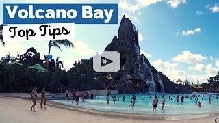 Download Brogan Tate's Top 10 Tips for Visiting Universal's Volcano Bay Video
