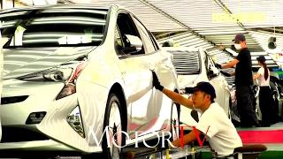 Download CAR FACTORY : NEW 2017 TOYOTA PRIUS PRODUCTION l TSUTSUMI PLANT (JPN) Video