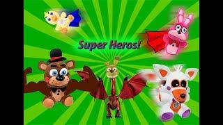 Download FNAF Plush Season 4 Episode 1: Super Hero's! Video