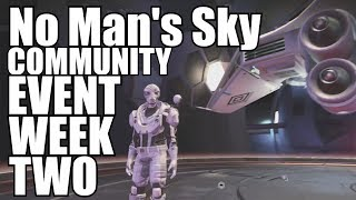 Download No Man's Sky! Week 2 of 8 community event! Video