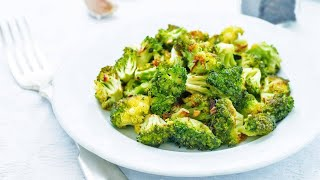 Download How to Make Roasted Broccoli with ″Pizza Spice″ Video