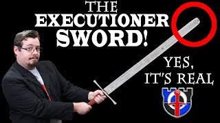 Download Underappreciated historical weapons: THE EXECUTIONER SWORD Video