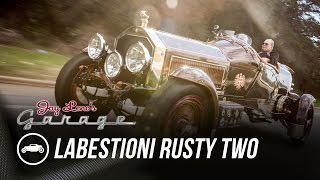 Download 1915 LaBestioni Rusty Two - Jay Leno's Garage Video