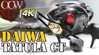 Download [ 4K ] Best Entry Bait Caster Reel 2016: Daiwa Tatula CT Review - OUTOFWORK Outdoors Video