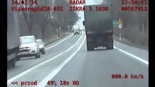 Download Pościg - Mercedes C300 vs. Policja (top speed police chase) Video