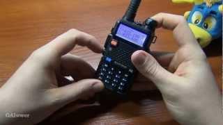 Download Обзор радиостанции BAOFENG UV-5R Video