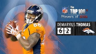 Download #62: Demaryius Thomas (WR, Broncos) | Top 100 NFL Players of 2016 Video