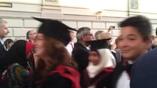 Download Graduation Exit Procession Trinity College Dublin Medicine 2014 Video