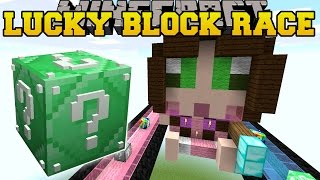 Download Minecraft: EPIC SO MANY LUCKY BLOCKS RACE - Lucky Block Mod - Modded Mini-Game Video