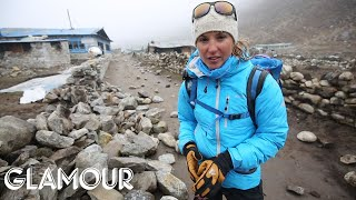 Download Climbing to Everest Base Camp Just Before the Nepal Earthquake Video