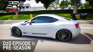 Download Ken Gushi & Fredric Aasbo During Off-Season [S7, Ep 1] - Driven 2 Drift 2015 (Scion Racing) Video