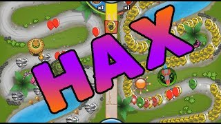 Download Bloons TD Battles - BEATING A HACKER?! Video