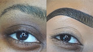 Download BROW TUTORIAL | CRISP BROWS | BROW SLAY 101 Video