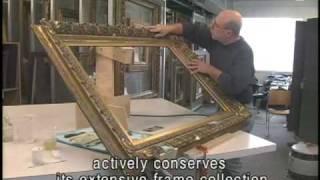 Download Art Frames Conservation Video