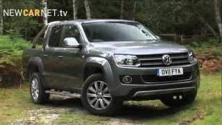 Download Volkswagen Amarok : Car Review Video