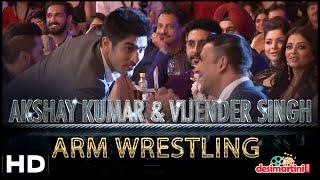Download Akshay Kumar v/s Vijender Singh   WRESTLING   HT Most Stylish # AKSHAY KUMAR Video