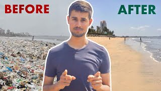 Download Cleaning 9 million kgs of Trash | Dhruv Rathee Interviews Afroz Shah Video