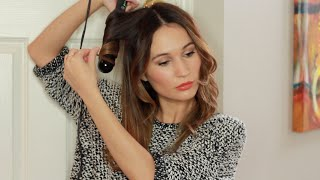 Download How To: Smooth Loose Waves for n00bs (Fine Hair) / ttsandra Video