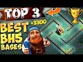 Download TOP 3 BEST Builder Hall 5 Base w/PROOF! NEW BH5 CoC Builder Base | Clash of Clans Video