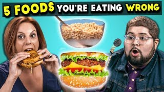 Download 5 Foods You're Eating Wrong #2 Video