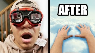 Download TRICK YOUR MIND TO FEEL LIKE YOU'RE FLYING FOR 30 SECONDS!! Video