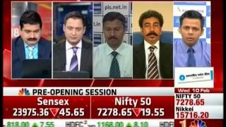 Download CNBC Awaaz Market Countdown, 10 Feb 2016 - Mr. Siddarth Bhamre, Angel Broking Video