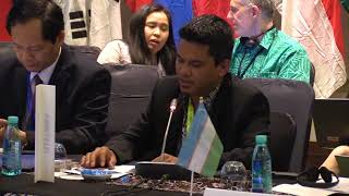 Download Vanuatu Country Statement, FAO APRC 34, 2018 Video