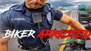 Download COOL & ANGRY COPS VS BIKERS   POLICE VS MOTORCYCLE Video