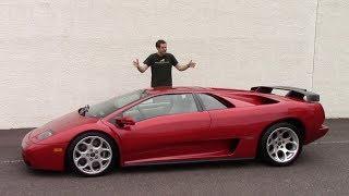 Download The Lamborghini Diablo Was the Craziest Car of the 1990s Video