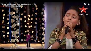 Download Dil Hai Hindustani | Simran's Mimicry Skills Video
