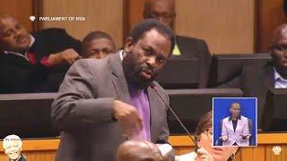 Download FUNNY - Willie ″HONG HONG″ Madisha vs Jacob Zuma Video
