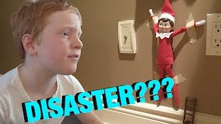 Download 🎄🎅🏼 Elf on the Shelf DISASTER! 🎅🏼🎄 vlog e141 Video
