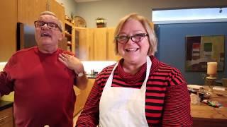 Download Mark Lowry & Colleen make Hot Water Cornbread Video