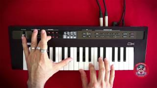 Download Yamaha Reface DX In Action Video