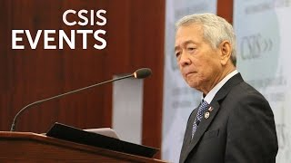 Download Philippines CSIS Forum with Foreign Secretary Perfecto Yasay, Jr. Video