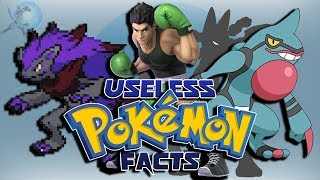 Download 20 More Useless Pokémon Facts Video