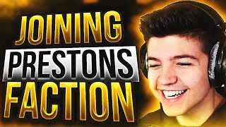Download JOINING PRESTONS FACTION! | Minecraft Factions | Cosmic Pvp | #6 Video