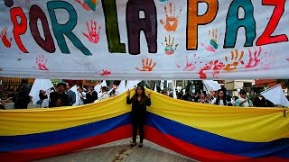 Download Colombian Congress approves FARC peace deal Video
