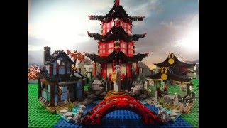 Download LEGO NINJAGO THE MOVIE PART 18 THE RAGE OF RONIN Video