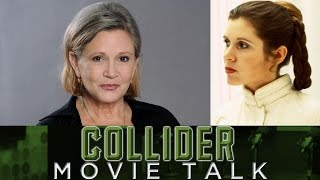 Download Carrie Fisher Passes Away - Collider Movie Talk Video