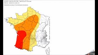 Download EN FRANCE, UN SACRÉ DÉLUGE MARDI 28 ET MERCREDI 29 AOÛT 2018 METEOGERARD Video