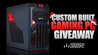 Download WIN A CUSTOM BUILT GAMING PC! #GIVEAWAY Video