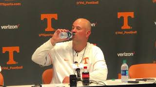 Download SEC Country/Mike Griffith Jeremy Pruitt O&W press conference Video