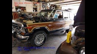 Download Jeep Grand Wagoneer 1986 Restoration, Intro Video