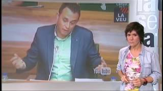 Download El polític valencià que no entén el valencià, al comentari de l'Empar Moliner de TV3 Video