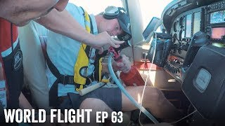 Download FUEL PUMP BROKE 700 MILES FROM LAND! - World Flight Episode 63 Video