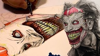 Download The New 52 Joker: Drawing by MyaWho Video