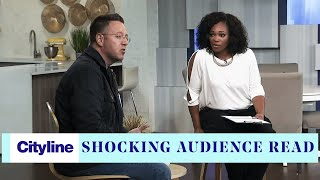 Download Psychic medium John Edward performs a shocking audience reading Video